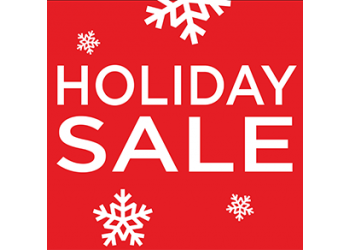* HOLIDAY SALE  - NOW AVAILABLE