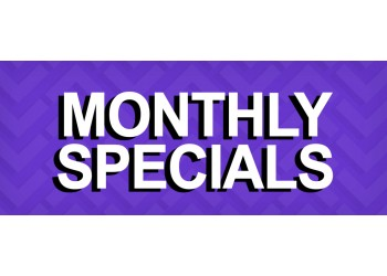 ALL MONTHLY SPECIALS