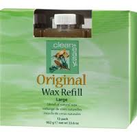 Clean & Easy Original Wax Refill - Large 12pk