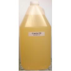 Clear Line Cuticle Oil Gallon