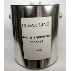 Clear Line Equipment Cleaner 4 litre
