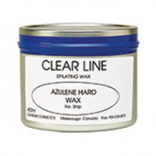 Clear Line Azulene Hard Wax Can 450ml