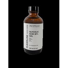 Glycolic Acid 30% Gel 120ml (4oz) by Clearline