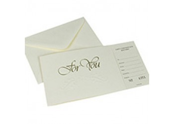 Gift Certificates, Client Cards